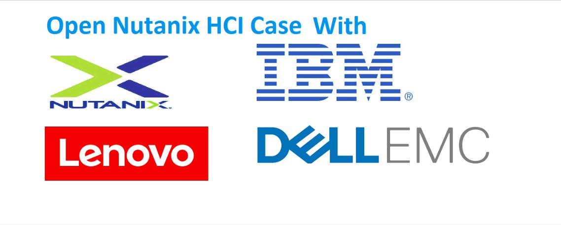 Nutanix Lenovo IBM Dell