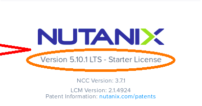 Nutanix Acropolis License Edition