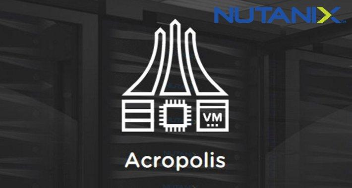 Nutanix AOS Acropolis