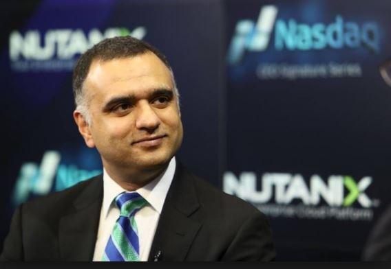 Nutanix founder dheeraj pandey