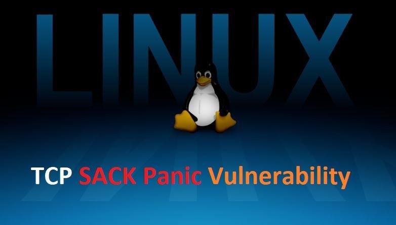 Linux TCP SACK Panic Vulnerability