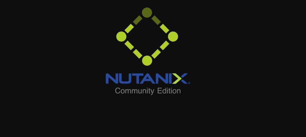 Nutanix Community Edition CE 5.10