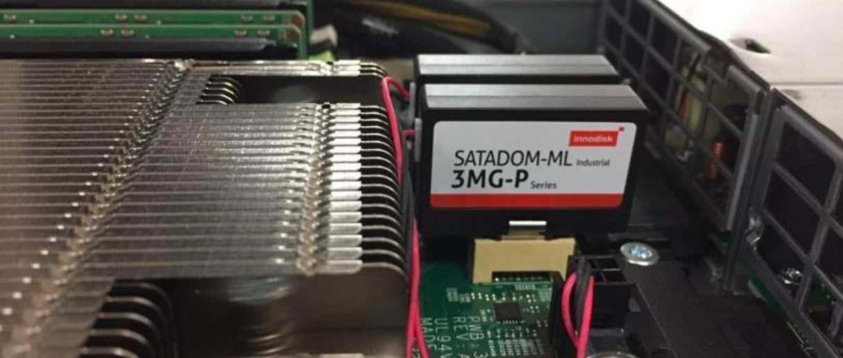 Nutanix SATADOM 3IE3 Failure Issue
