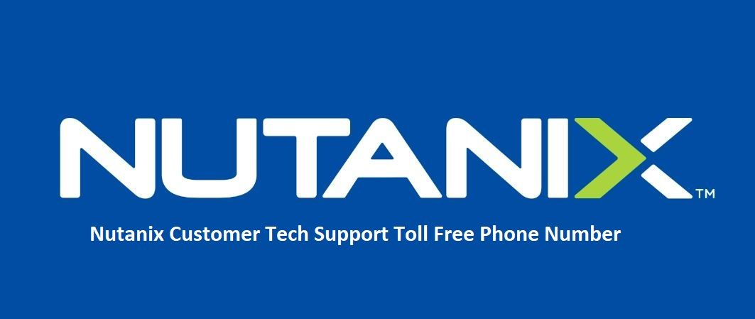 Nutanix Customer Tech Supprt Toll Free Phone Number